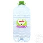 Вода столовая Familia йодированная негазированная 7,5л