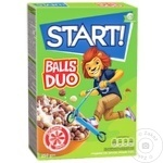 Boluri Ciocolata Start 250g
