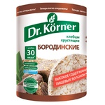 Хлебцы Dr. Korner Бородинские 100г