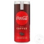 Прохладительный газированный напиток Coca Cola Coffee 6x0,25л