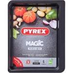 Tava dreptunghiulara de metal Pyrex Magic 35x26cm