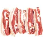 Грудинка свиная Carne Porc 1-ой категории разделанная