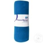 Patura Fleece ARO petrol 130x170cm