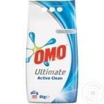 Стиральный порошок Omo Ultimate Active Clean 8кг
