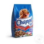 Корм сухой для собак Chappi говядина 600г