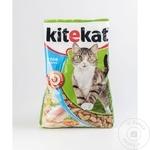 Корм сухой для кошек Kitekat рыба 1,9 кг