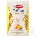 Феттучини Barilla с яйцом макаронные изделия 250г