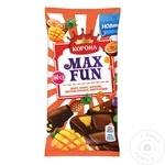 Ciocolata Korona MaxFun cu fructe 160g