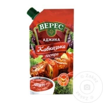 Аджика Верес Кавказская острая 130г - купить, цены на Метро - фото 2