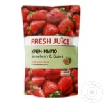 Rezerva sapun lichid Fresh Juice Strawberry/Guava 460ml