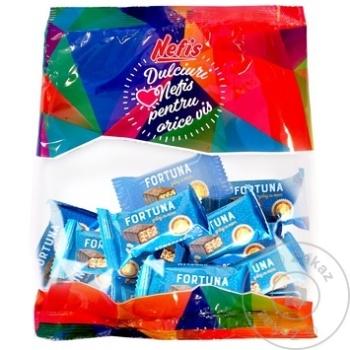 Шоколадные конфеты Nefis Fortuna 200г - купить, цены на Метро - фото 1