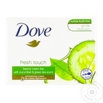 Sapun solid Dove Touch 100g