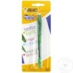 Ручка-роллер Bic гелевая зелёная