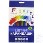 Creioane Classica Luci color 18 culori
