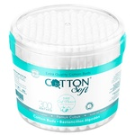 Bețișoare igienice Cotton Soft 300buc