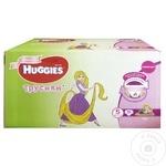 Подгузники Трусики Box Huggies Girl 9-14кг Nr.5 96шт