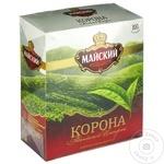 Чай чёрный Майский Корона 100пак х 2г