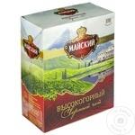 Чай чёрный Майский 100пак x 2г