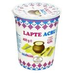 Lapte Acru Milk-Mark 4% 0,4kg