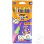Creioane Bic colorate Circus 12buc