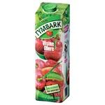 Напиток с содержанием сока вишня Tymbark 1л