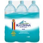 Вода столовая негазированная Bucovina UM6 2л