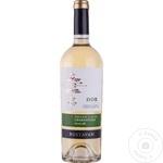 Вино Bostavan Dor Feteasca Alba & Chardonnay белое сухое 0,75л