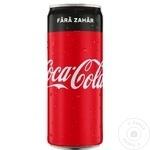 Băutură răcoritoare carbogazoasă Coca Cola Zero 0.25l x 12buc