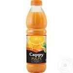 Напиток с содержанием сока Cappy апельсин 1л