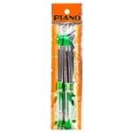 Ручка Soft Ink 0,7мм зелёный 2шт