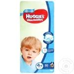 SC.MEGA HUGGIES 4+/10-16KG/60B