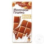 Шоколад Победа молочный с криспом 90г