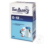 Смесь молочная сухая Bellact с 0 до 12 месяцев 400г