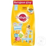 Корм сухой для собак Pedigree Junior 13кг