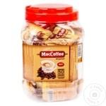 Кофе растворимый MacCoffee 3in1 50 пакетиков х 16г