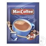 Кофе растворимый MacCoffee с ароматом сгущенного молока 3in1 20 пакетиков х 18г