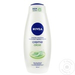 Gel de dus Nivea Aloe 750ml