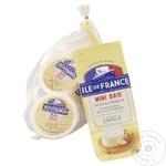 Сыр Brie mini Ile de France 5x25г