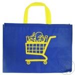 Пакет Eco c лого 35 x 50см
