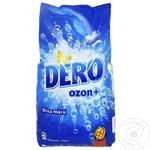 Стиральный порошок автомат Dero Ozon+ морской бриз 10кг