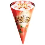 Delice Cone capsuna 100g