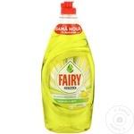 Средство для мытья посуды Fairy Extra цитрусовые 900мл