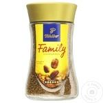 Растворимый кофе Tchibo Family 200г