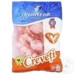 Креветки Ocean Fish вареные 16/20 500г