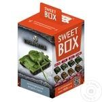 Marmeladă SweetBox Little Pony + Jucărie 10g