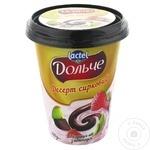 Desert de branza Dolce capsuni/kiwi/ciocolata 400g