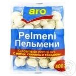 Пельмени ARO mix 400г