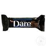 Вафельный батончик с чёрным шоколадом Dare Eti 50г