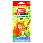 Creioane colorate Erich Krause 12buc