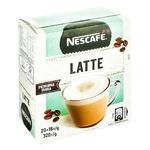 Cafea solubilă Nescafe Latte 20buc x 16g